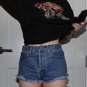 Brandy Melville Jeans Shorts